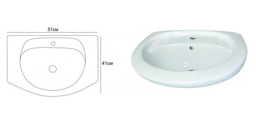 стандартна мивка